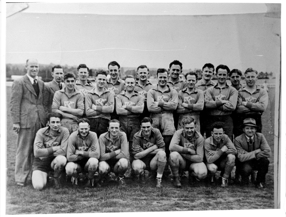 Footy Premiership Senior 1949