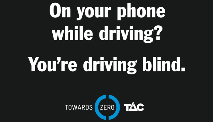 Use your phone while driving?