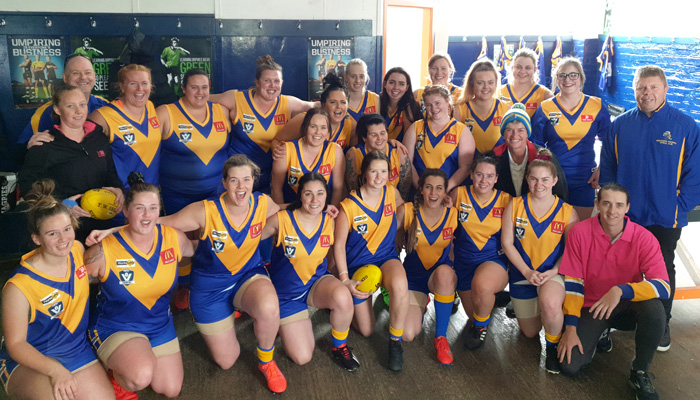 Women's Footy is Back