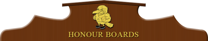 honour board top