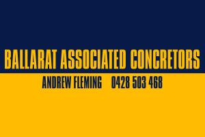 Sponsor Ball Associated Concrete