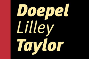 Sponsor Doeple Lilley Taylor