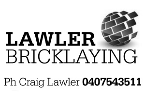 Sponsor Lawler Bricklaying